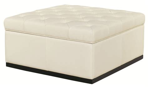 tufted ottoman with storage noah tufted storage ottoman from sunpan 34943