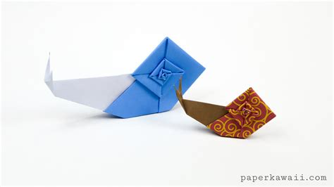 origami snail origami snail tutorial overview of the origami