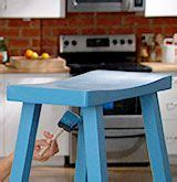 spray painting unfinished wood furniture 25 unique repaint wood furniture ideas on how