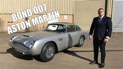 007 Aston Martin Db5 by Aston Martin Db5 Review Bond 007