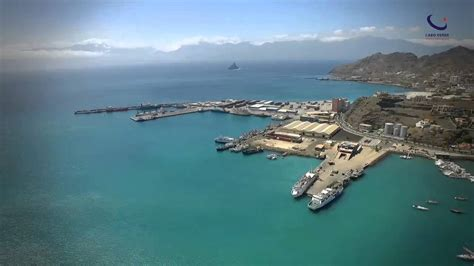 cabo verde youtube cabo verde from the air s 227 o vicente youtube