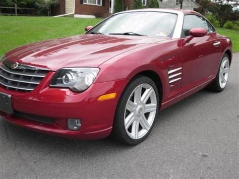 electronic throttle control 2006 chrysler crossfire roadster auto manual buy used chrysler crossfire limited coupe 2006 3 2l in milford new jersey united states for