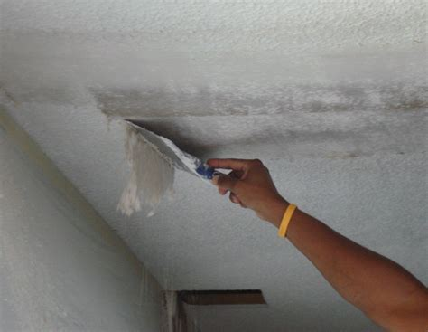 48 Ceiling Fan by Popcorn Ceiling Asbestos Removal John Robinson House