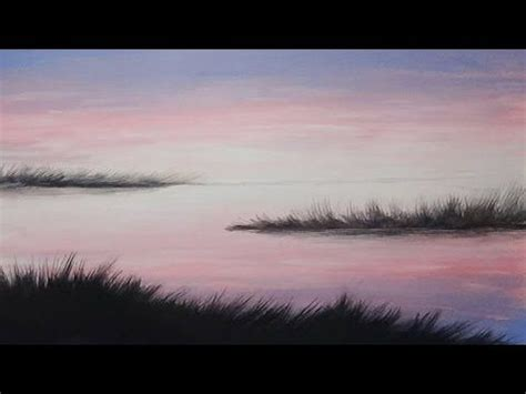 bob ross speed painting trees on a shoreline acrylic painting this is a speed