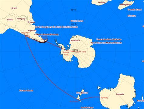 southern hemisphere antarctica 2009