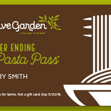 olive garden s unlimited pasta pass lets you gorge for 100 nbc news