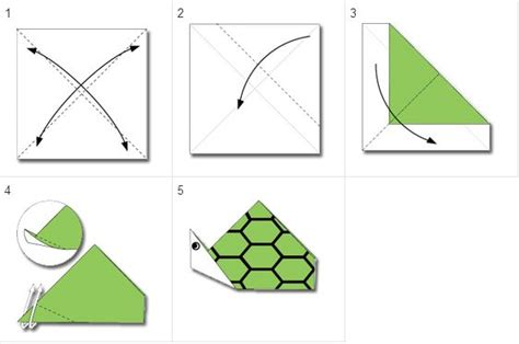 how to make an origami turtle step by step pin by tatjana topalov cvetinovic on paper crafts