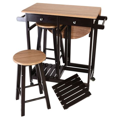 kitchen island cart with stools kitchen cart with stools 28 images crosley wood top