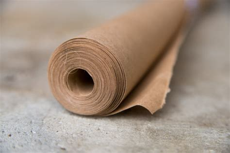 brown craft paper rolls brown kraft paper roll 15 ft roll great as wrapping paper