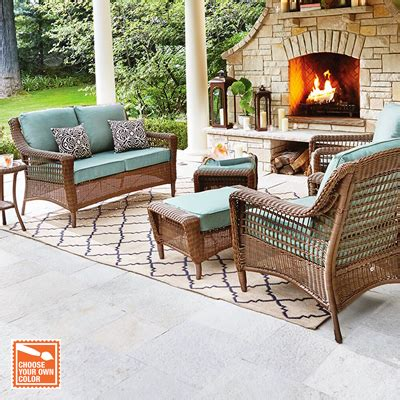outdoor furniture for patio patio furniture for your outdoor space the home depot
