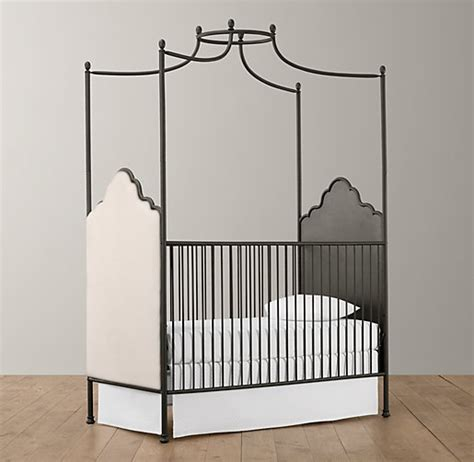 restoration hardware baby cribs iron cribs from world to new