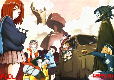 fooly cooly flcl fooly wallpaper 1280x905 wallpoper 362663