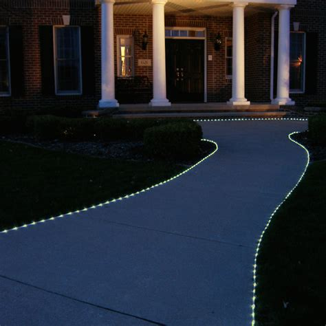 rope lights on deck 5 stunning ways to use rope lighting on a deck room bath