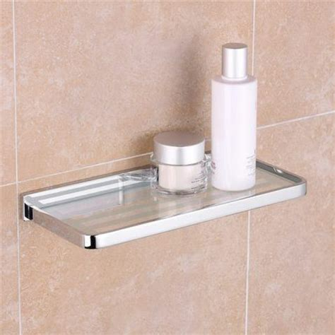 small glass bathroom shelves small glass shelves for bathroom universalcouncil info