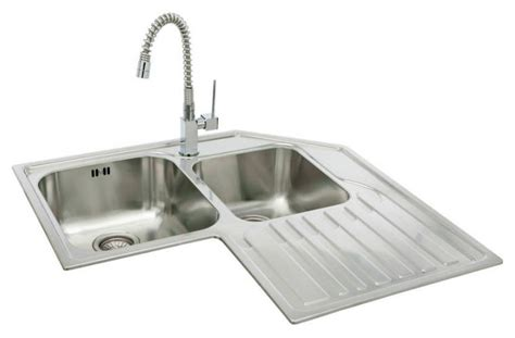 kitchen sinks corner corner sinks for kitchens home kitchen sinks carron