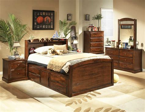 distressed bedroom furniture sets distressed cherry bedroom set he827 bedroom