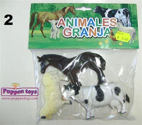 farm animal rubber sts 3 animals farm jungle rubber ramatritton juguetes