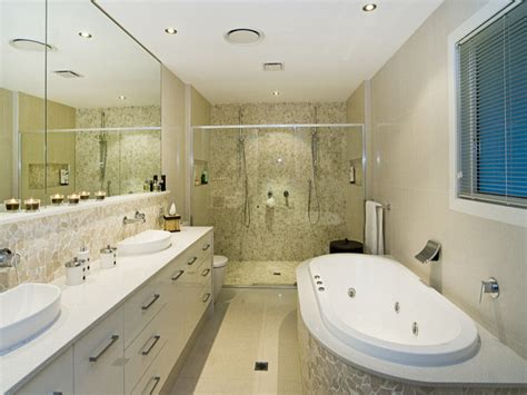 Spa Bathroom Images by Modern Bathroom Design With Spa Bath Using Marble