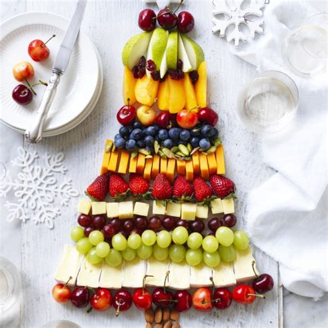 tree cheese platter fruit and cheese platter tree recipe myfoodbook
