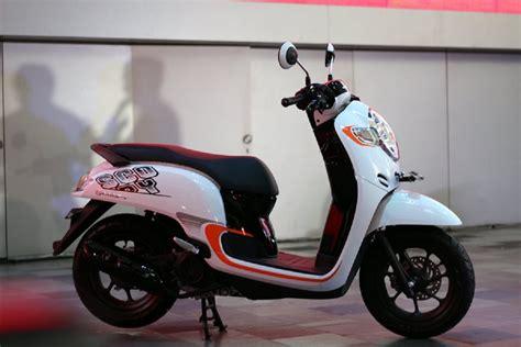 Gambar Motor Otomotif by 87 Modifikasi Scoopy Terkeren Otomotif