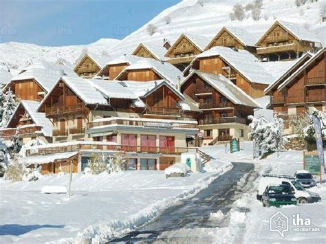 chalet for rent in jean d arves iha 6414