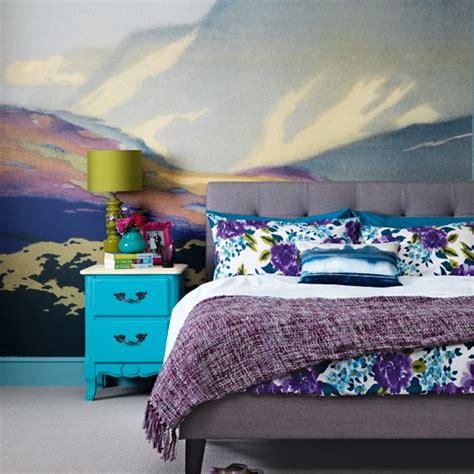 murals for bedroom walls bedroom with wall mural housetohome co uk
