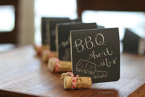 buffet food signs mini chalkboard style food signs weddingbee photo gallery