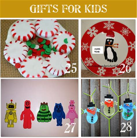 kid crafts for gifts 28 gift ideas for tip junkie
