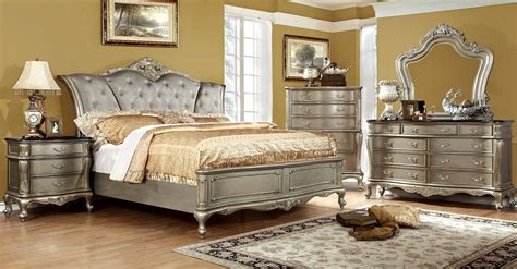 4 bedroom furniture sets furniture of america johara bedroom set