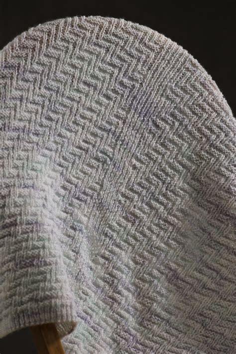 all free knitting rib welt baby blanket allfreeknitting