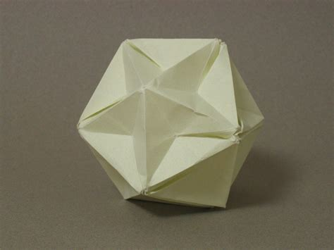 polyhedra origami zing origami polyhedra and tessellations
