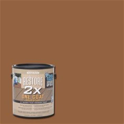 home depot restore paint colors rust oleum restore 1 gal 2x cool touch timberline deck