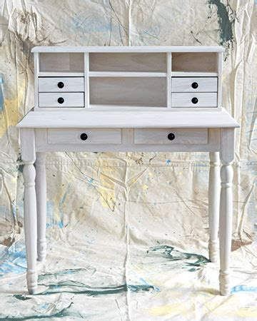 spray painting unfinished wood furniture diy pickling stain on unfinished furniture for more color