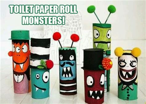 Toilet Paper You Monster by Toilet Paper Roll Monsters Pictures Photos And Images
