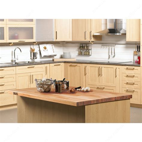 kitchen and bathroom accessories blended island top richelieu hardware