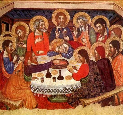 viva painting putih the church fathers on transubstantiation called to communion
