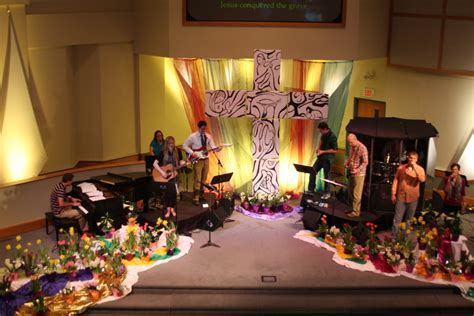church decorating ideas for easter church decorations free large images