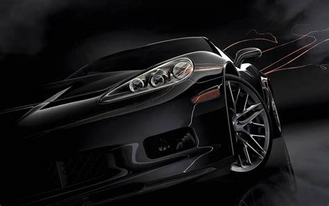 Car Wallpaper Black by Black Car Gran Turismo 5 Wallpaper