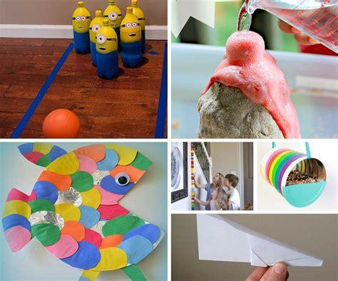 Indoor Activities Ideas Birthday In A Box