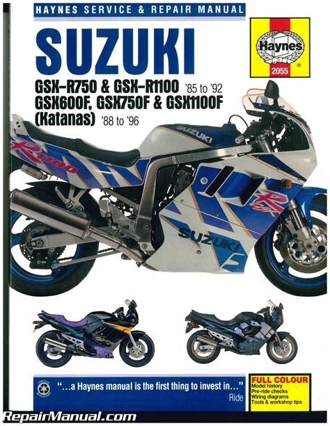 1992 Suzuki Katana 750 by Suzuki Gsx R 750 Gsx R 1100 1985 1992 Katana 600 750 1100