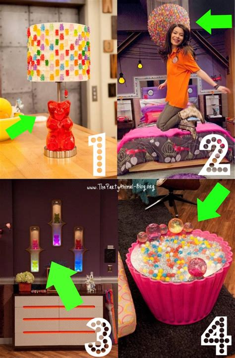 icarly bedroom furniture icarly celebrates birthday with an icarly bedroom