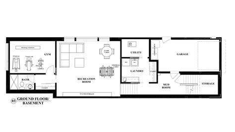 basement floor plan basement floor plan an interior design perspective on building a new house in toronto