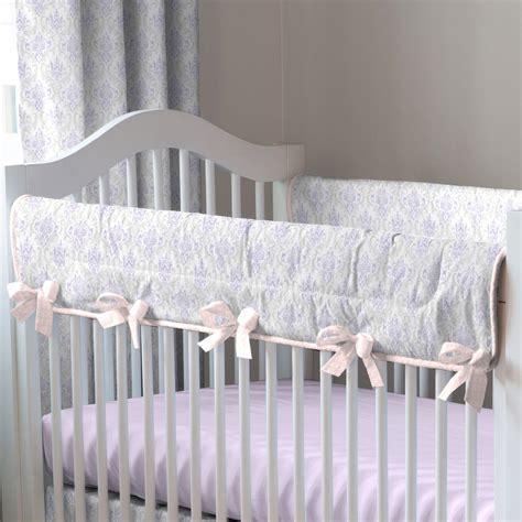 lilac damask crib bedding lilac and silver gray damask crib bedding baby crib