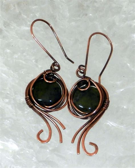 wire jewelry ideas earrings handmade wire jewelry ideas