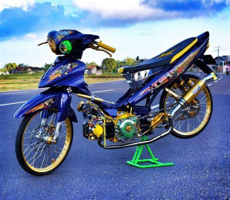 Thailook Style Modifikasi by Gambar Modifikasi Yamaha Jupiter Z Thailook Style