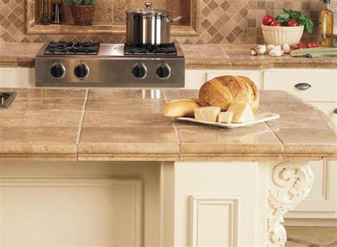 kitchen tile countertop ideas best 25 tile kitchen countertops ideas on