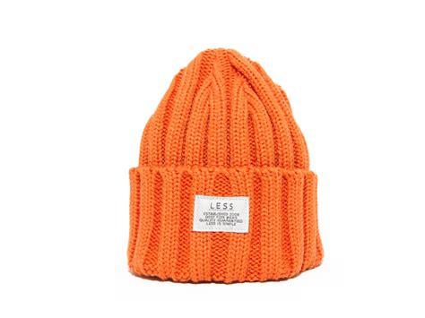 orange knit beanie orange beanie beanie ville