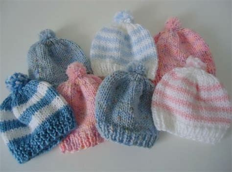 knitted hats for babies free patterns 25 best ideas about newborn knit hat on knit