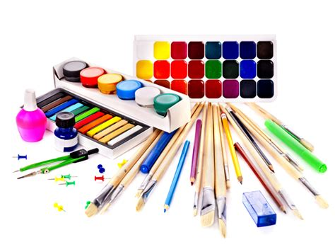 arts and crafts supplies for free events in september