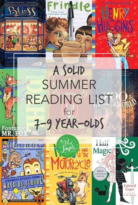 picture books for 9 year olds summer reading list for a 7 year the of simple